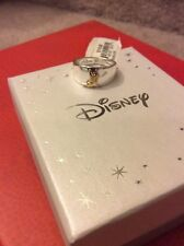 $110 Disney Follow Your Dreams Tinker bell Sterling Silver Ring Size 7