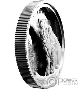 MULTILAYERED COUGAR Silver Coin 50$ Canada 2021