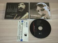 MARILYN MANSON JAPÓN CD + OBI - THE BEAUTIFUL PEOPLE in MINT