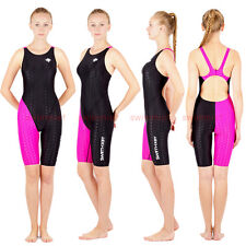 [NWT] HXBY 963-4 COMPETITION TRAINING SHARKSKIN KNEESKIN M US GIRLS 12-14 MISS 4