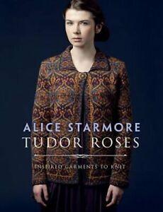 Tudor Roses by Alice Starmore: New