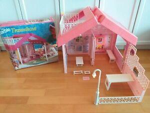 Barbie Traumhaus 1545 magic Villa von 1992 vintage Haus im Koffer mit OVP