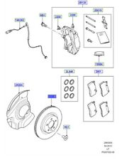 LAND ROVER GENUINE PART DISC - BRAKE- Range Rover Sport (L320)- LR027106