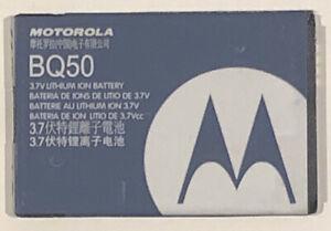 Official Motorola BQ50 Original Replacement Battery 910mAh