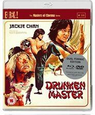 Drunken Master (1978) Jackie Chan Blu-Ray Brand New Free Ship