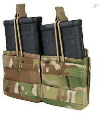Parte superior abierta rifle bolsa del Mag-uniforme de combate del ejército