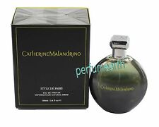 Catherine Malandrino Style De Paris For Women EDP 3.4/3.3 oz Spray New in Box