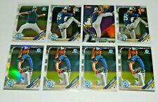 14 MacKenzie Gore Prospect  #ED Refractor Card Lot San Diego Padres Best /250