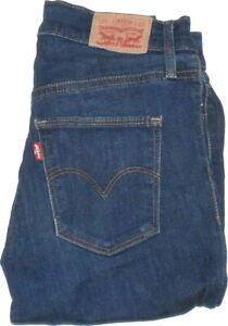Levi's ®  Slimming Super Skinny Jeans  W27 L32 Stretch Used Look