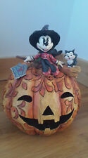 Disney Traditions Jim Shore Minnie Mouse - A Spellbinding Halloween
