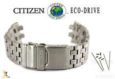 Citizen Eco-Drive E210-T006647 Titanium Silver Tone Watch Band T006680 T006400