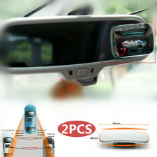 A Pair Auxiliary Infinity Car Rearview Mirror Frameless Blind Spot Mirror Parts