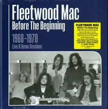Fleetwood Mac Before The Beginning 1968-1970 Rare Live & Demo Sessions 3 CD