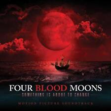 CD Four Blood Moons SOUNDTRACK Mat Kearney Newsboys Justin Unger ... NEU & OVP