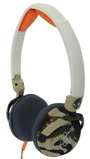 Skullcandy Lowrider Stereo On-Ear Cuffie mic1+ Remote SNODATO stashable