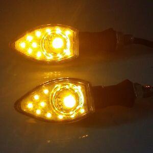 CLIGNOTANT LED MOTO POUR Honda F1 F2 F3 F4 F4i CBR 600 1000RR 954 929 CB