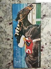Belmont Horse Racing Programs from 1976 1977 and 1979 NYRA ***You Choose***