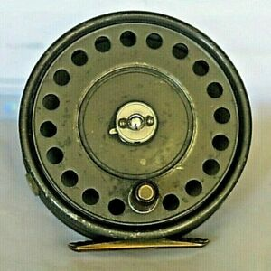 """Vintage Hardy Collectable 'The ST JOHN' 3 7/8""""  Fly Reel"""