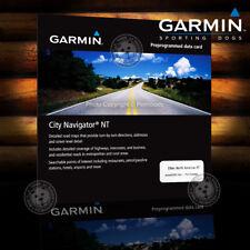 Authentic Garmin City Navigator N America MicroSD GPS Alpha 100 Astro 320 430
