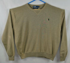 Polo Ralph Lauren  100% Cotton Crew Neck Sweater Sz XL