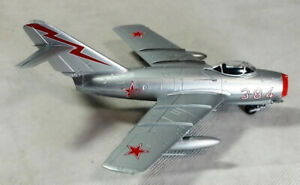 RUSSIA MIG-15 V-VS units stationed China 1/72 aircraft finished plane Easy model