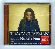 TRACY CHAPMAN CD (NEW)LET IT RAIN