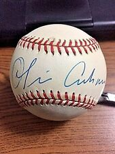 ORLANDO CABRERA SIGNED AUTOGRAPHED ONL BASEBALL! Expos, Red Sox, Angels!