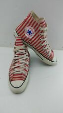 Vintage Chuck Taylor Converse Sneaker All Star Stripes Made in U.S.A Sz 5 Unisex