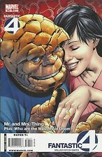 Fantastic Four Comic Issue 563 Modern Age First Print 2009 Millar Hitch Smith