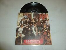 THE KIDS FROM FAME - Hi-Fidelity - 1982 UK Single With Sleeve