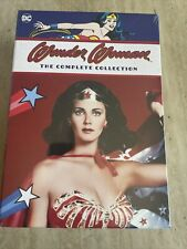 Wonder Woman - The Complete Collection Series (Dvd Box Set) Seasons 1-3