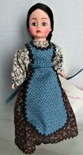 "Madame Alexander 10"" Marilla Doll, Anne of Green Gables series, Mib 261168"