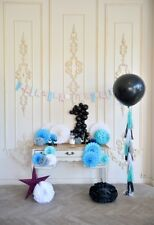 Indoor 5x7ft Background Baby Birthday Party Vinyl Photo Backdrop Studio Props