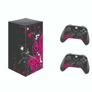 LidStyles Printed Console Contoller Skin Protector Decal Microsoft Xbox Ser. X