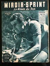 Miroir Sprint 3/07/1952; Tour de France; Geminiani frappe fort dans les vosges
