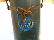 VINTAGE EAGLE PICNIC THERMOS FLASK VACUUM MADE IN JAPAN