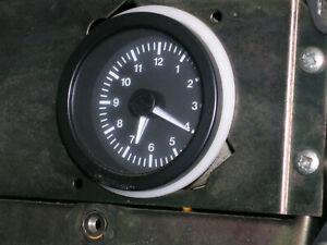 CLOCK, DASH, ROLLS ROYCE SILVER SPIRIT, SILVER SPUR, RELATED BENTLEYS UD71026