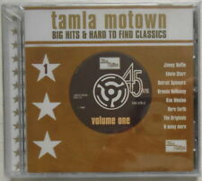 TAMLA MOTOWN - Big Hits & Hard To Find Classics - Volume One -BRAND NEW - CD