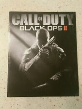 Libretto D'istruzioni call Of Duty Black Ops 2 Ps3 Ita