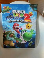 Super Mario Galaxy  (Cuadro Nintendo Wii, Super Nintendo, NES)