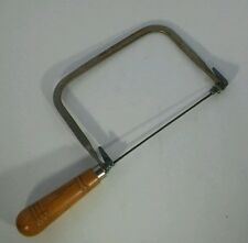 Vintage Coping Saw used Vermont American