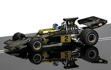 Scalextric - C3703A JPS Team Lotus 72 (black/gold) - NEW