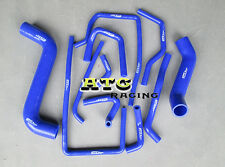 New Silicone Coolant Hose Kit 11PCS IMPREZA WRX GDA/GGA;STi GDB/GGB EJ20