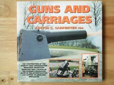 Guns and Carriages.. Reproduction Moncrieff Depression Mounting - Carpenter