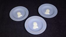 Wedgwood Collector's Society Lot of 3 plates including Charter Member Plate