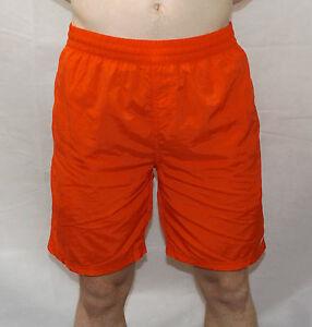Junior Speedo Aqua Pack 18 Inch Length Orange Swim Shorts RRP £19.99