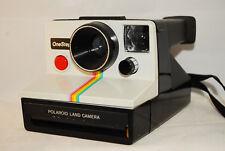 Polaroid Rainbow OneStep SX-70 fixed focus,gremlins(b28),lomography, tested nice