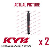 2 x NEW KYB FRONT AXLE SHOCK ABSORBERS PAIR STRUTS SHOCKERS OE QUALITY 344306