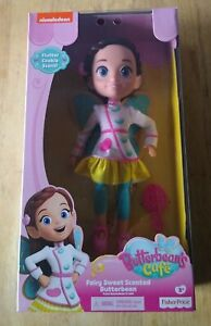 Nickelodeon Butterbeans Cafe Fairy Sweet Scented Butterbean Doll-NEW