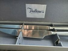 Thalhimers Wedding Cake Knife Knives SILVER Richmond VA